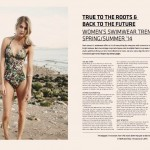 Boardsport Source issue 66 - Swim Wear Trend Report Review 2014 Billabong O'Neill Rip Curl Volcom RVCA Bodyglove Protest