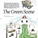 Cooler issue 29 - Green Scene Tips for Eco-friendly Snowboarding Lifestyle