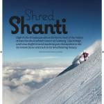 Cooler issue 32 - Shred Shanti Freeride Skiing Kashmir Lena Stoffel Caja Schöpf Roman Lachner