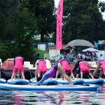 Roxy SUP Yoga – Olympiapark – photo: Conny Marshaus
