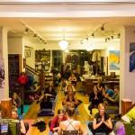 Prana Flow Promo Classe @ Patagonia Store Munich // kostenlose Prana Flow Schnupperstunde im Patagonia Shop in München