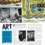Onboard European Snowboard Magazine Issue 115 - Art Page - Head Snowboards