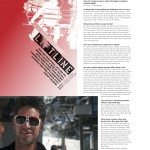 Onboard European Snowboard Magazine Issue 116 - Liftline Interview with Snowboard Legend Shawn Farmer