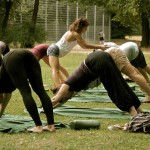 Yoga for Surfers @ Surf & Skate Festival Munich 2013