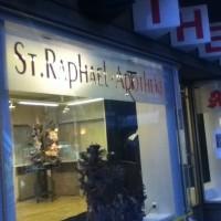 St. Raphael Artotheke Munich // Kunstgalerie in Schwabing