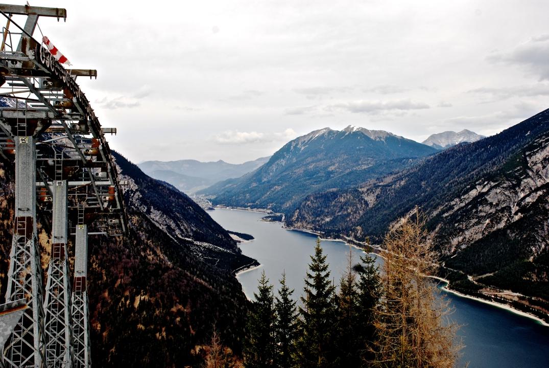 Karwendel Bergbahn, Achensee - Tyrol, Austria