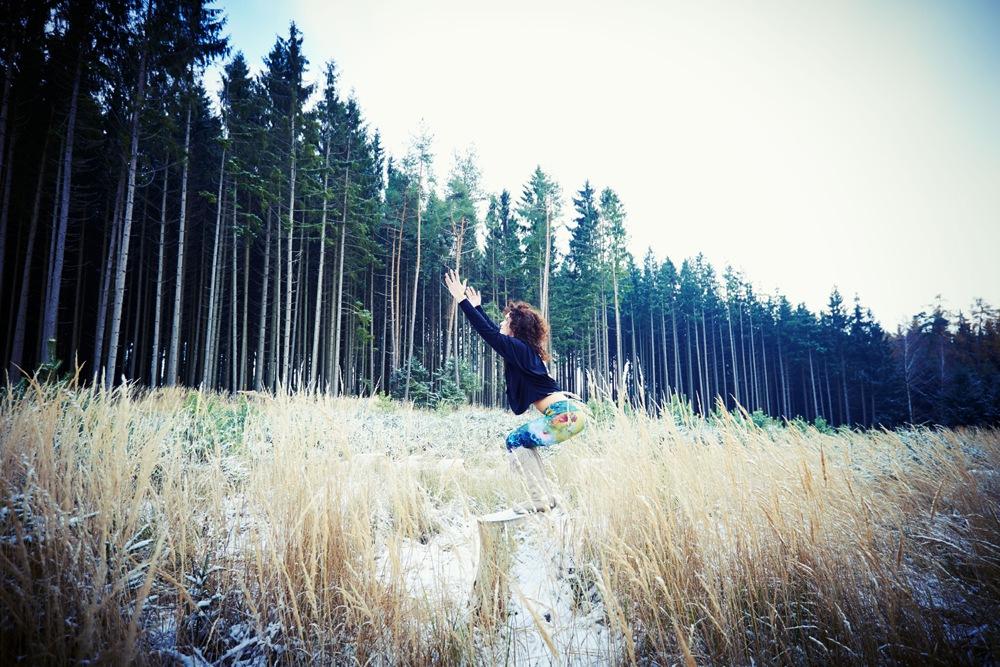 Wintersport Yoga - Home Practice - Utkatasana