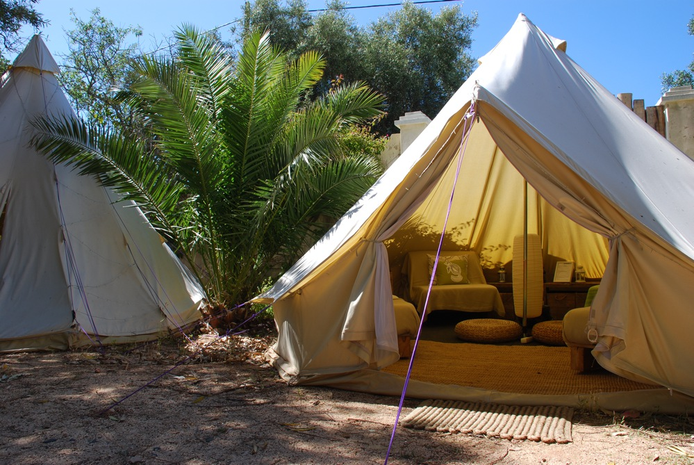 Roxy Week - Jah Shaka Surf Lodge - Tipi