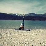 Surf Yoga Sequence – Gomukhasana – photo: Conny Marshaus