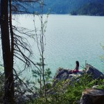 Meditating – photo: Conny Marshaus