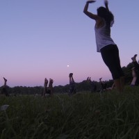 FREE Patagonia Outdoor Yoga Classes in Munich