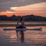 SUP Yoga – photo: Alex Pohl